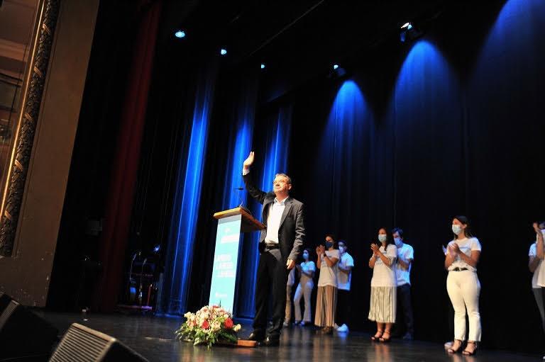 Ângelo Moura oficializa recandidatura à Câmara Municipal de Lamego
