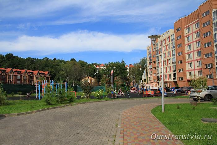 Отдых в Светлогорске, Калининградская область
