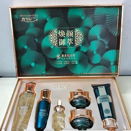 Bộ hoàng cung Xanh Beauty Skin 6in1