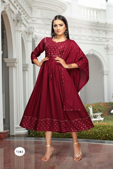 Buy Exclusive Kashish Kurta Dupatta Set Catalog Online Whole