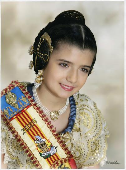 Carla Vicente Alfonso, falla Bosseria-Tossal - nº15