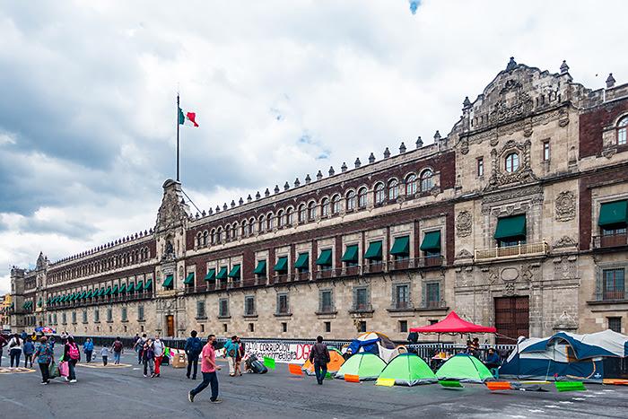 Catedrala, Mexico City