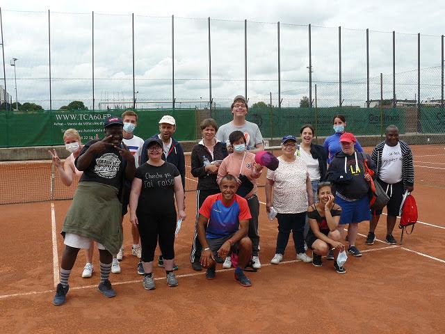29/08/2021 - Tennis adapté