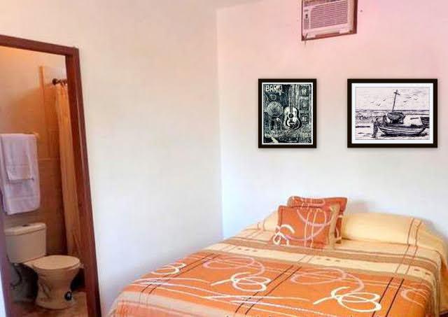 Hotel Chacon Manglaralto Habitacion Matrimonial Ruta del Sol