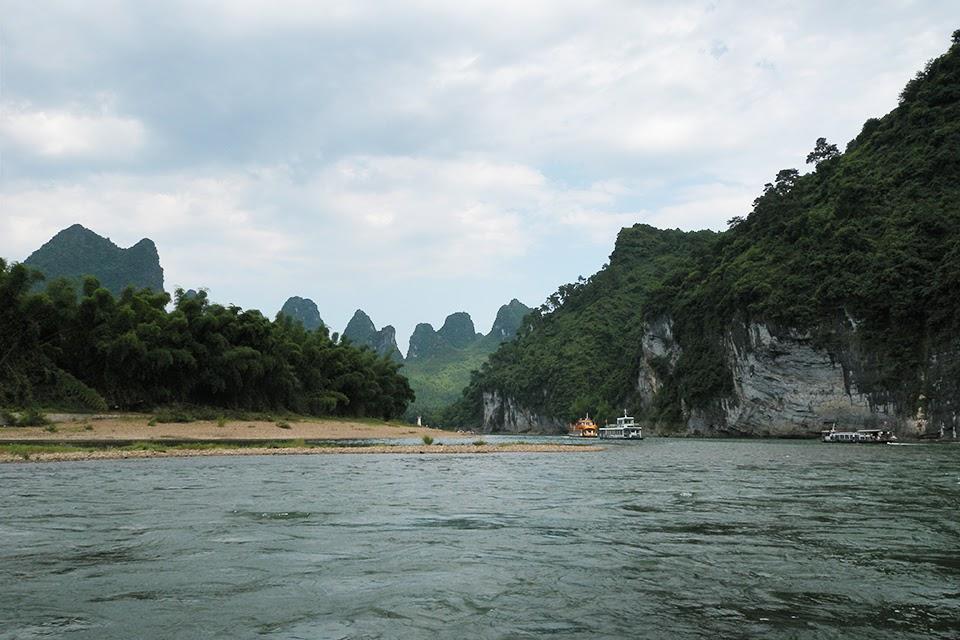 2009071809 - Lijiang River Cruise