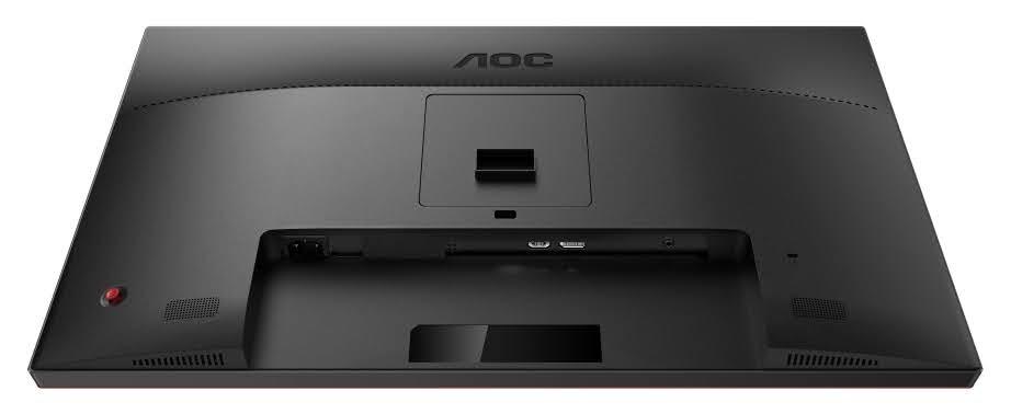 AOC Gaming Monitor 23.8 G2490VXA Ports view