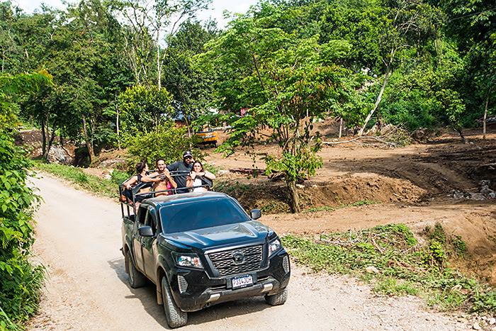 Drumul spre Semuc Champey, Guatemala