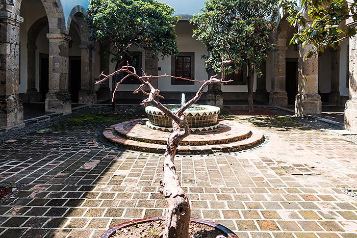 Hospicio Cabañas, Guadalajara