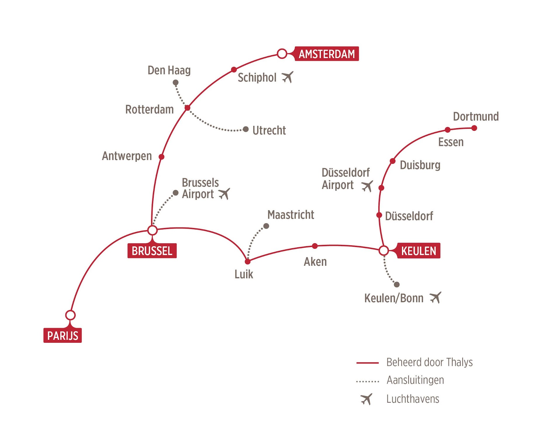 Reizen-Thalys