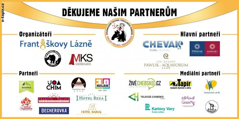 Ďakujeme našim partnerom