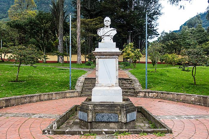 Muzeul Quinta de Bolívar, Bogota