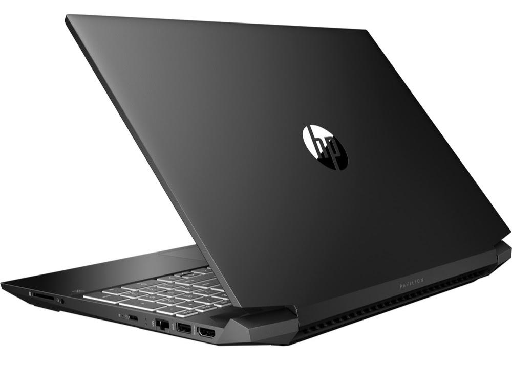 HP Pavilion Gaming Laptop 15-ec1015nj back pers