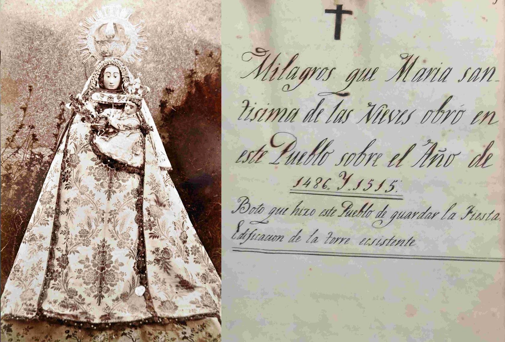 Virgen de las Nieves (Gatón de Campos)