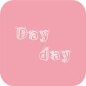 데이데이 - 일기,다이어리,유언 icon