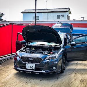 インプレッサ スポーツ GT2 1.6i-Lのカスタム事例画像 Ki-TAKさんの2018年08月11日12:04の投稿