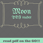 Moon PDF Reader APK icon