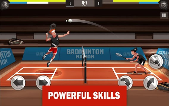 Badminton League APK screenshot thumbnail 9
