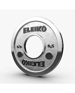 Eleiko metallvikter 50mm