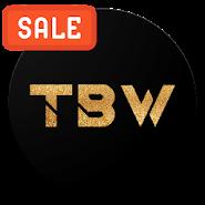 True BLACK AMOLED 4K PRO Wallpapers (2960x1440) APK icon