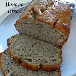 Moist Banana Bread With No Butter Recipes.