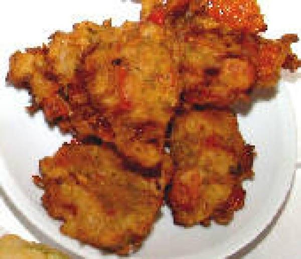 Domatokeftedes Greek Tomato Fritters Recipe