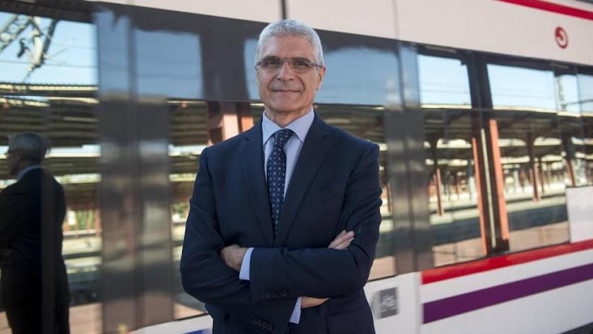 Isaías Táboas Suárez, presidente de Renfe