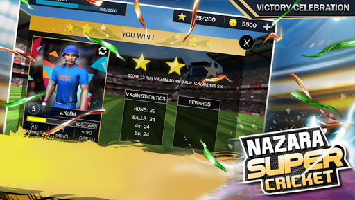 Nazara Super Cricket 0.26 screenshots 5