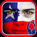 Radios de Chile Online Gratis icon