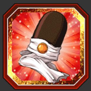 重い帽子[力]