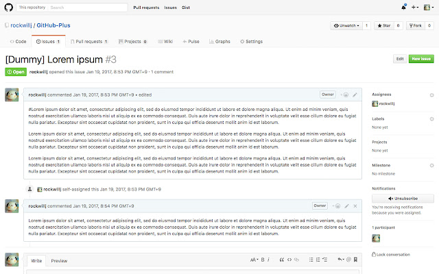 GitHub Plus