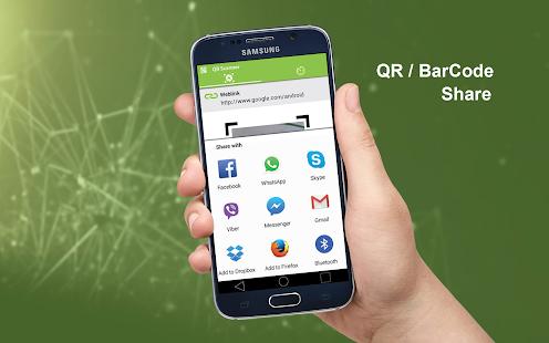 Quick QR Code Reader - Best Free Scanner - náhled