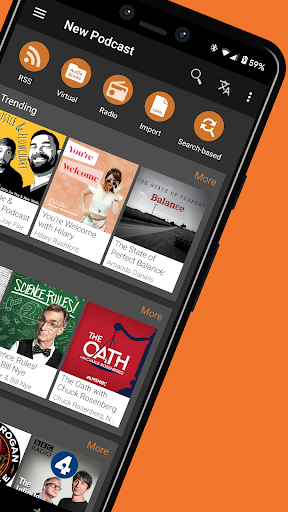 Podcast Addict Apk 2
