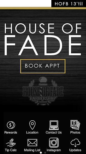 House of Fade Barbershop