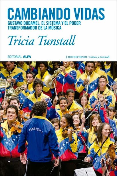El poder transformador de la música según Tricia Tunstall