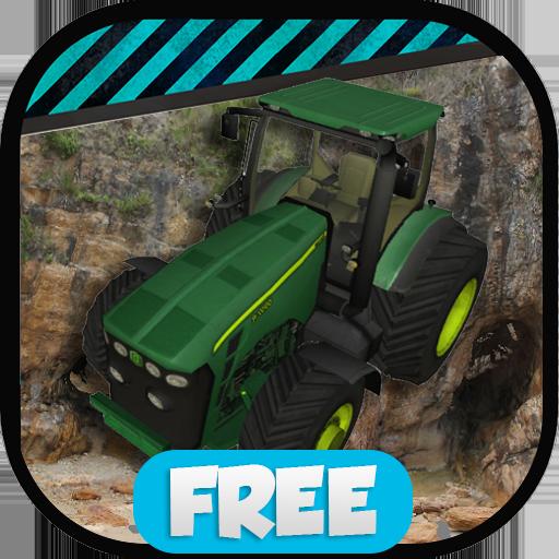 拖拉機爬坡賽 賽車遊戲 App LOGO-APP開箱王