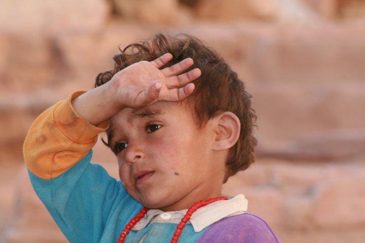 Scrutando il futuro in Giordania di tolmino
