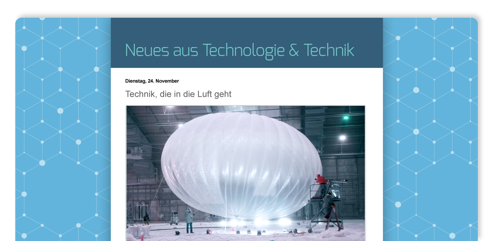 Technik-Blog