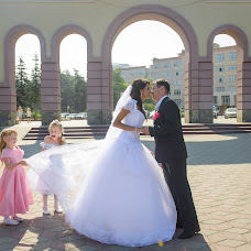 Wedding photographer Evgeniya Malofeeva (Malofeeva). Photo of 02.10.2014