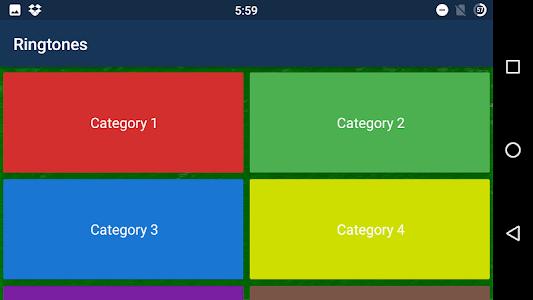 Ringtones for whatsapp screenshot 5