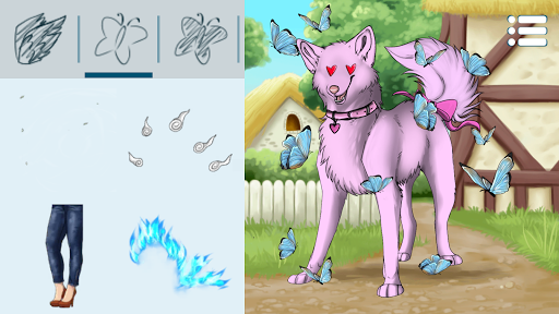 Avatar Maker: Dogs screenshot 14