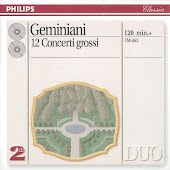 Geminiani: Concerto grosso No.5 in G minor - Arr. from Corelli's Sonata Op. 5 No. 5 (rev. Franz Giegling) - 2. Vivace