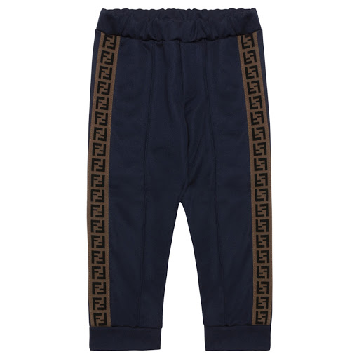 Primary image of Fendi Navy Jogging Bottoms