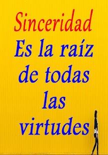Frases de Valores - náhled