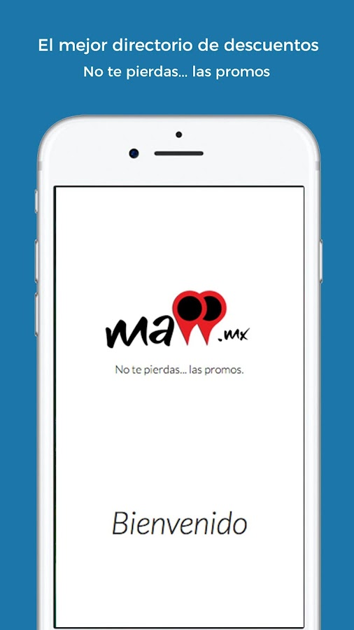 Mapp.mx- screenshot