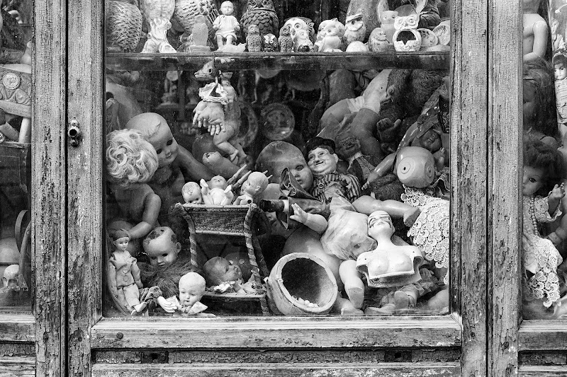 Doll's Hospital di Domenico Cippitelli