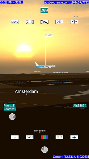 ADSB Flight Tracker 25.6 screenshots 7