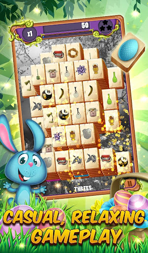 Mahjong Spring Solitaire: Easter Journey screenshots 4
