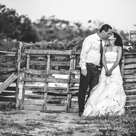 Wedding photographer paulina ulloa (paulinaulloa). Photo of 15.11.2016