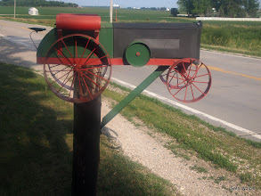 Photo: Another crazy mailbox