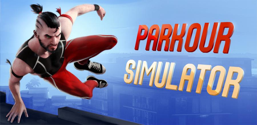 Parkour Simulator 3D APK Free Download